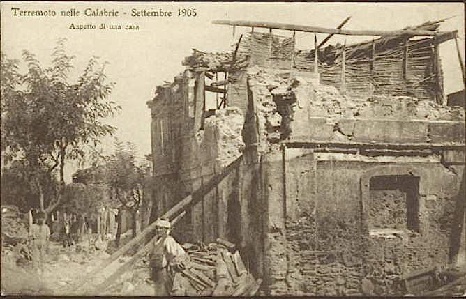 Calabre 1905