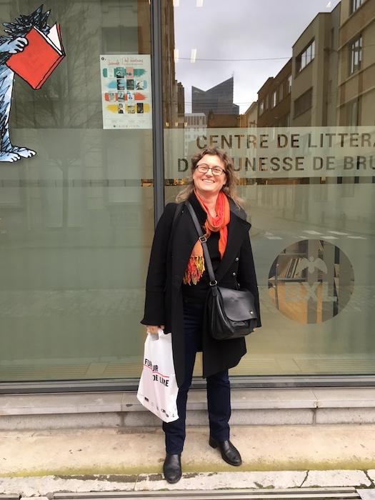 Centre de littérature Jeunesse </br> de Bruxelles